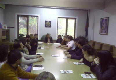 среща в община Дряново