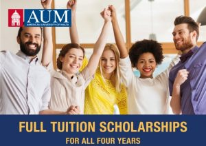 American University of Malta Scholarship Links